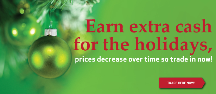 Extra cash holidays