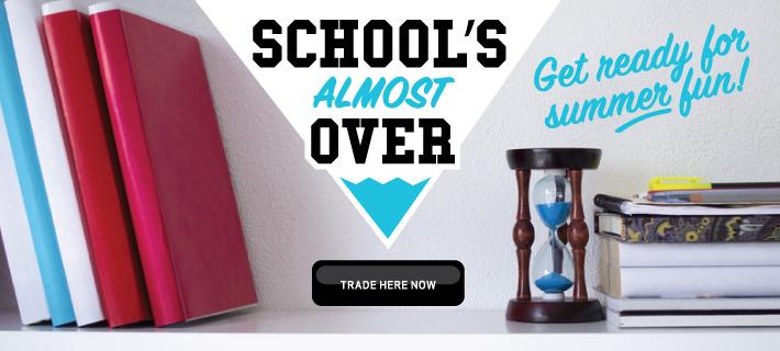 Schools almost over