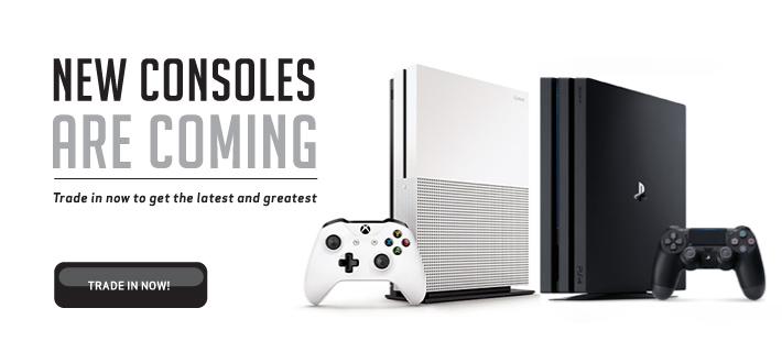 New Consoles