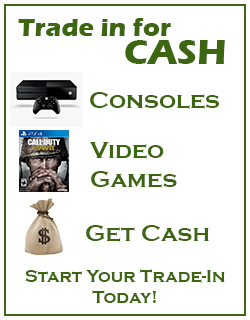 Trade-in for cash