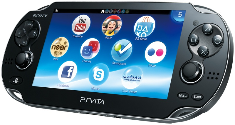 Trade in your PS Vita